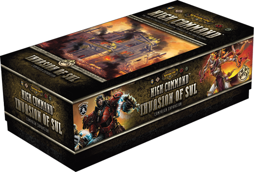 Warmachine: High Command  Invasion of Sul