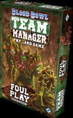 Blood Bowl: Team Manager  The Card Game  Foul Play