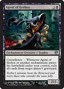 Agent of Erebos - Foil