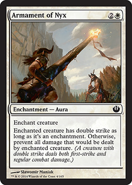 Armament of Nyx - Foil