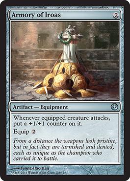 Armory of Iroas - Foil