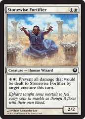 Stonewise Fortifier - Foil