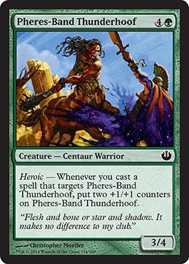 Pheres-Band Thunderhoof - Foil