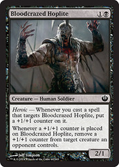 Bloodcrazed Hoplite on Channel Fireball