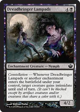 Dreadbringer Lampads - Foil