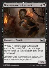 Necromancer's Assistant - Foil