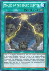Mound of the Bound Creator - DRLG-EN025 - Secret Rare - 1st Edition