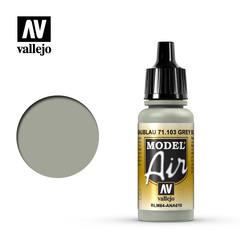 Vallejo Model Air - Acrylic Grey RLM84 - VAL71103 - 17ml