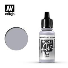 Vallejo Model Air - Aluminum - VAL71062 - 17ml