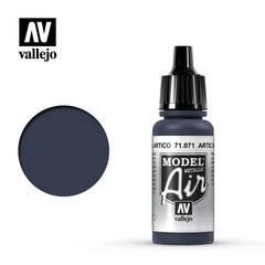 Vallejo Model Air - Arctic Blue Metal - VAL71071 - 17ml