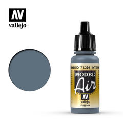 Vallejo Model Air - Intermediate Blue - VAL71299 - 17ml