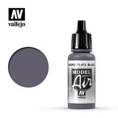 Vallejo Model Air - Black (Metallic) - VAL71073 - 17ml