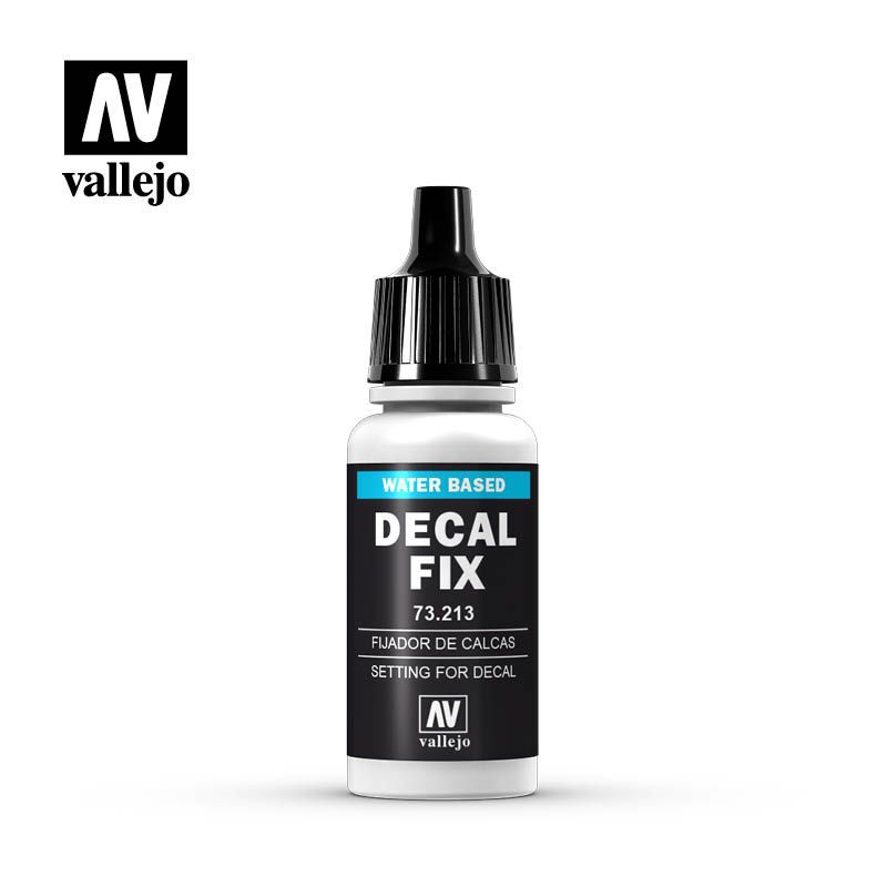VAL73213 Vallejo Auxillaries Decal Fix 17ml (214)