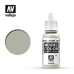 Vallejo Model Color - Deck Tan - VAL70986 - 17ml
