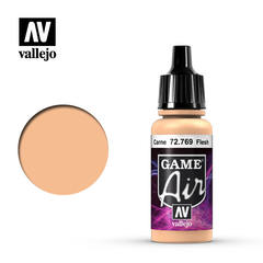 Vallejo Game Air - Flesh  - VAL72769 - 17ml