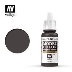 Vallejo Model Color - German Camo Black Brown - VAL70822 - 17ml