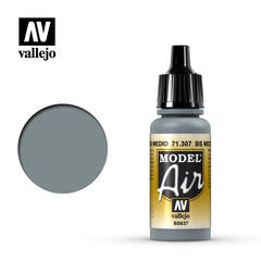 Vallejo Model Air - BS Medium Sea Grey - VAL71307 - 17ml