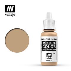 VAL70819 Vallejo Model Color Iraqi Sand 17ml (124)