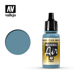 Vallejo Model Air - AMT-7 Greyish Blue - VAL71318 - 17ml