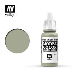 VAL70885 Vallejo Model Color Pastel Green 17ml (109)