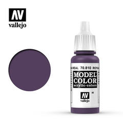 VAL70810 Vallejo Model Color Royal Purple 17ml (045)