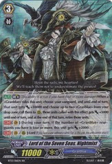 Lord of the Seven Seas, Nightmist - BT13/016EN - RR