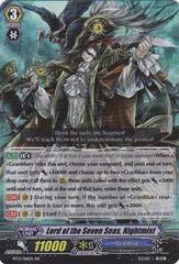 Lord of the Seven Seas, Nightmist - BT13/016EN - RR on Channel Fireball