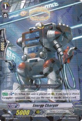 Energy Charger - BT13/027EN - R
