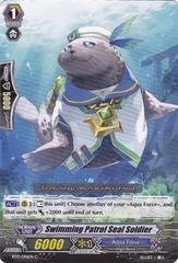 Swimming Patrol Seal Soldier - BT13/096EN - C