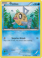 Feebas - 22/106 - Common