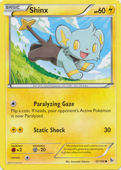 Shinx - 32/106 - Common