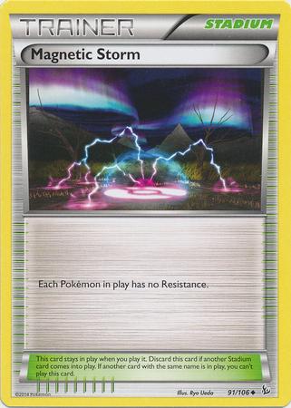Magnetic Storm - 91/106 - Uncommon