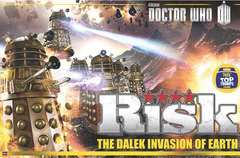 Risk Dr. Who: Dalek Invasion of Earth