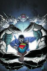 Action Comics #32 Bombshells Var Ed (Doomed)