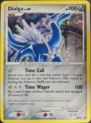 Dialga - DP49 - Promotional