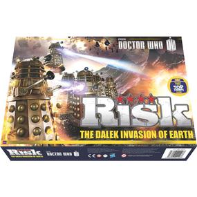 Dr. Who: Risk