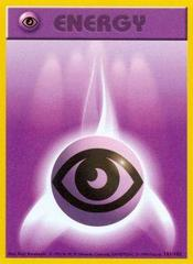 Psychic Energy - 101/102 - Common - Shadowless Edition