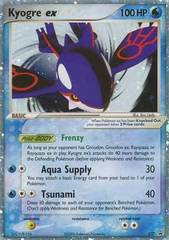 Kyogre-EX - 37 - EX Collector's Tins