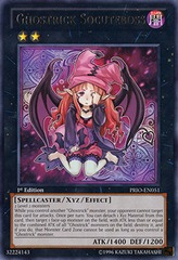Ghostrick Socuteboss - PRIO-EN051 - Rare - 1st Edition on Channel Fireball