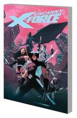Uncanny X-Force By Remender Complete Collection Trade Paperback  Vol 01
