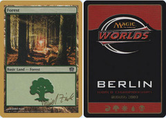 Forest - 8th Edition 347 - Daniel Zink - 2003