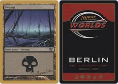 Swamp - 8th Edition 340 - Wolfgang Eder - 2003
