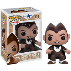 Ad Icons Series - #01 - Count Chocula