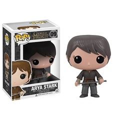 #09 Game of Thrones - Arya Stark