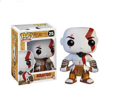 #25 - Kratos (God of War)