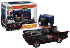 #01 - Batmobile