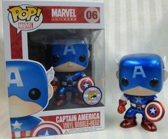 #06-Metallic Captain America (SDCC)