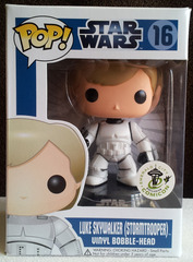 #16 - Luke Skywalker (Stormtrooper) [ECCC 2011]