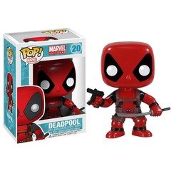 #20 - Deadpool (Marvel)