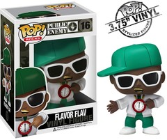 #16 - Flavor Flav (Public Enemy)